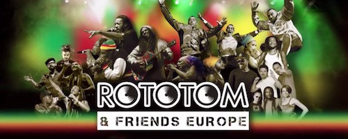 "Tappa a Maglie per il ""Rototom and Friends"""